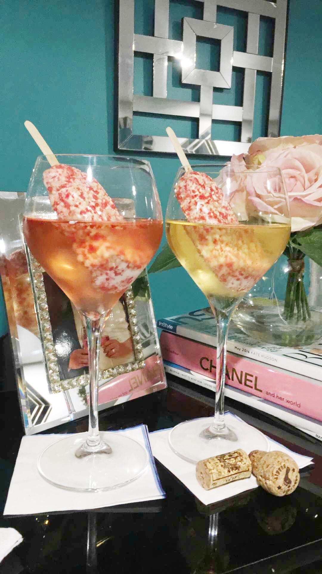 Popsicle Rose