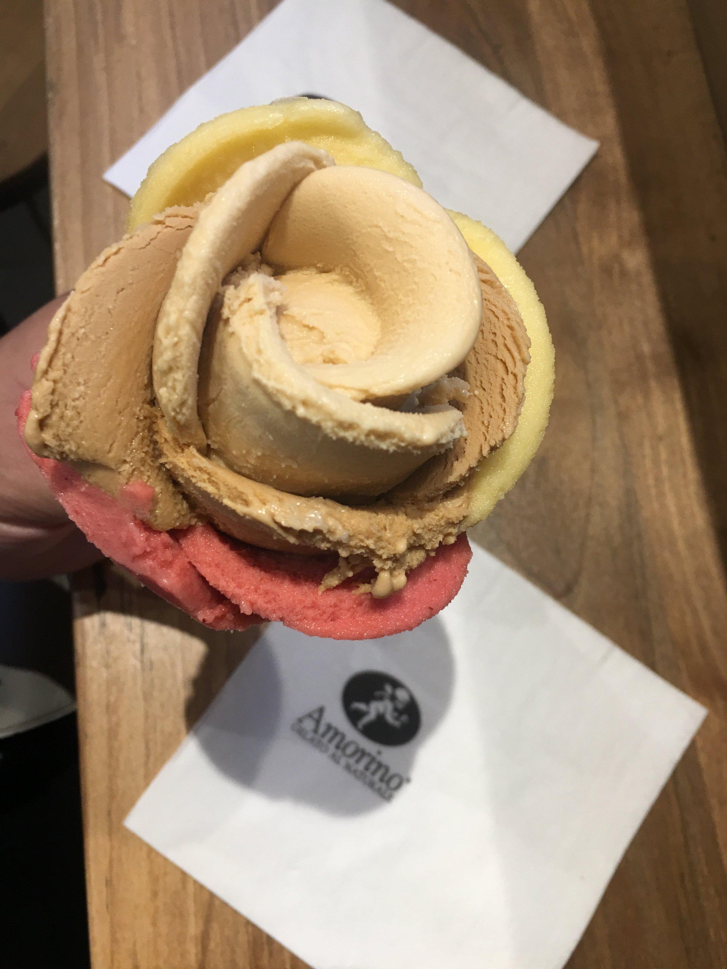 Best ice cream in town - #Amorino