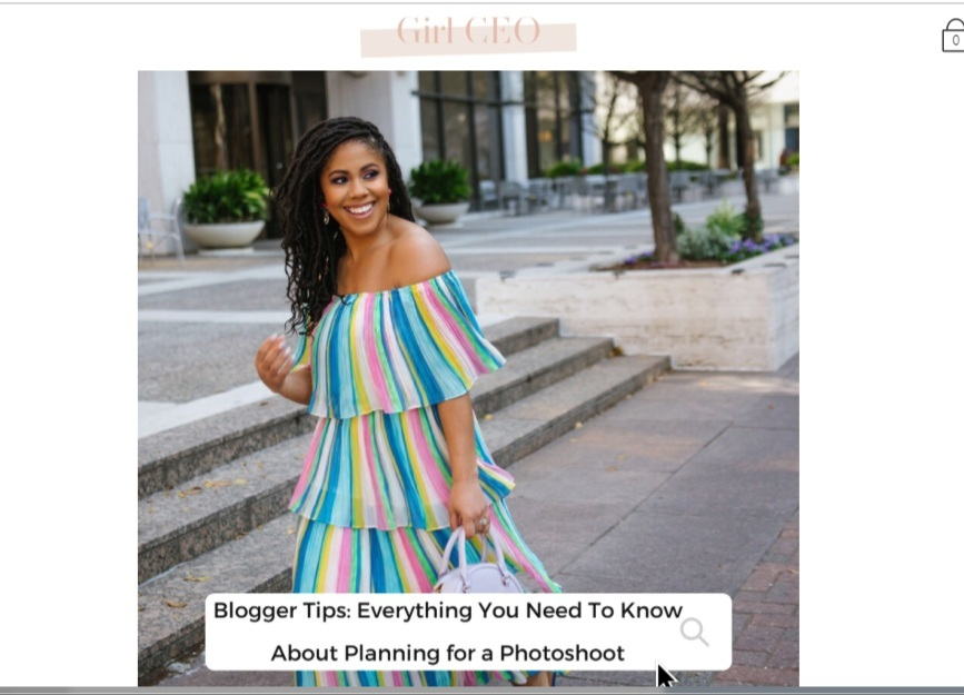 GIRL CEO Blog Feature