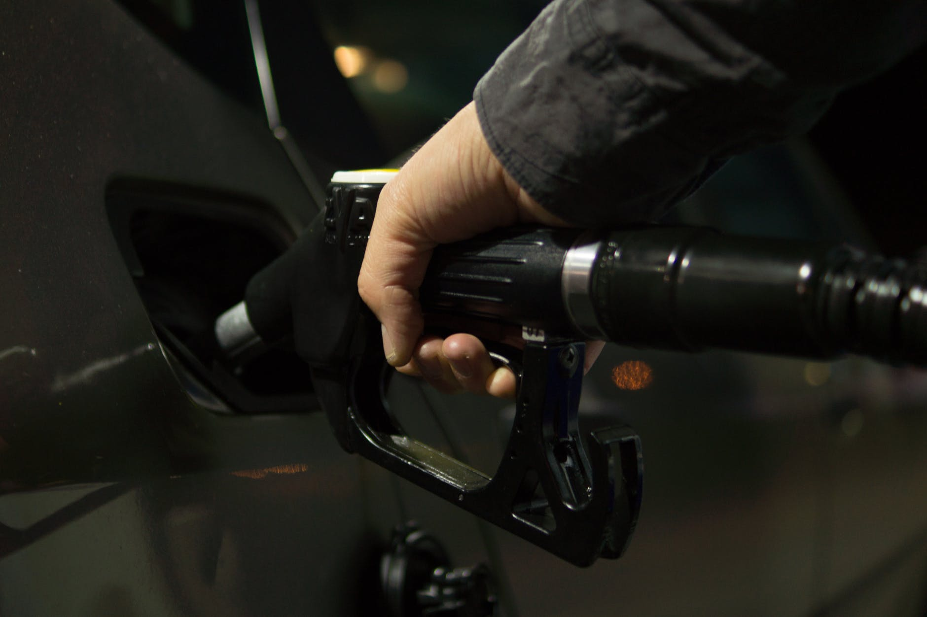 Don't cause extra wear and tear on your car. Fill up before your gas light turns on!