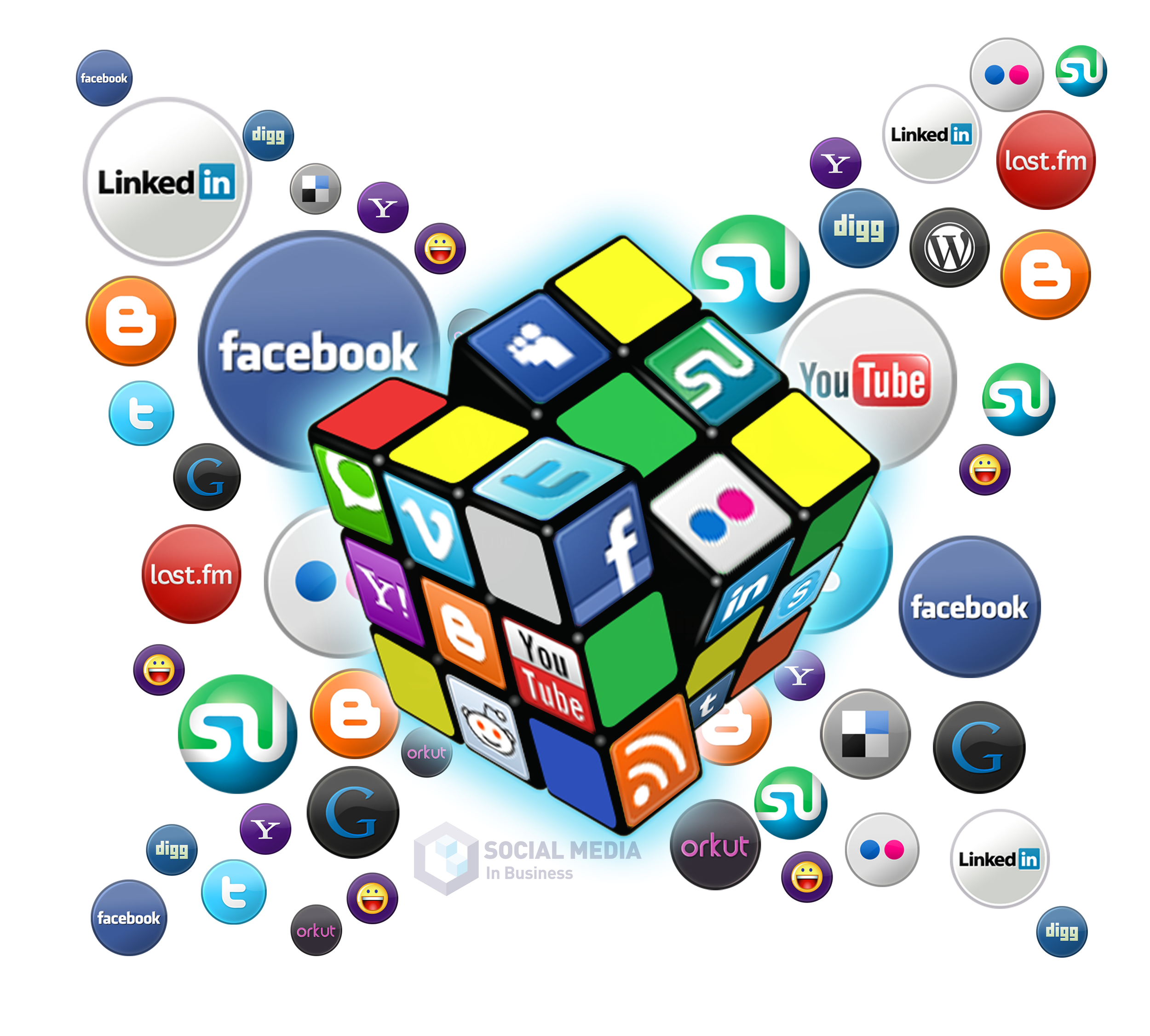 Social Networks and Media