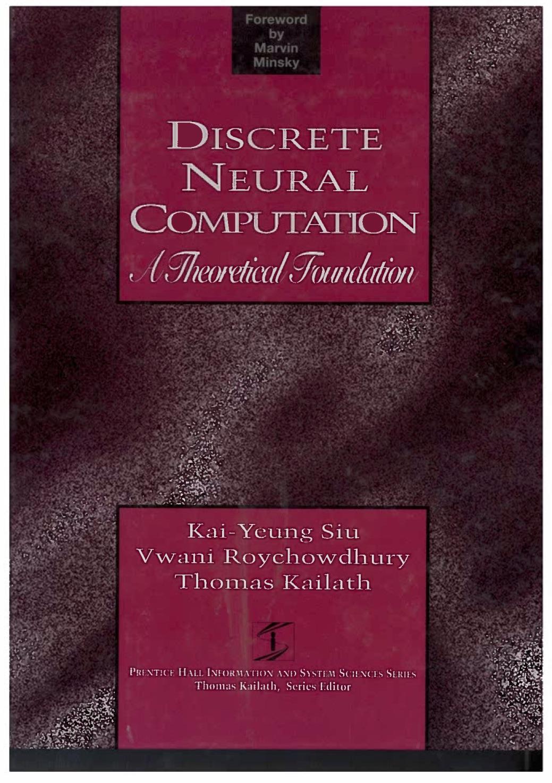 Discrete Neural Computation