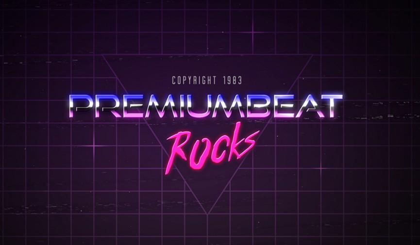 80s Logo Reveal