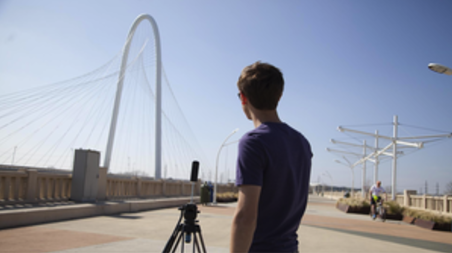 Learn how to shoot your first 360 video
