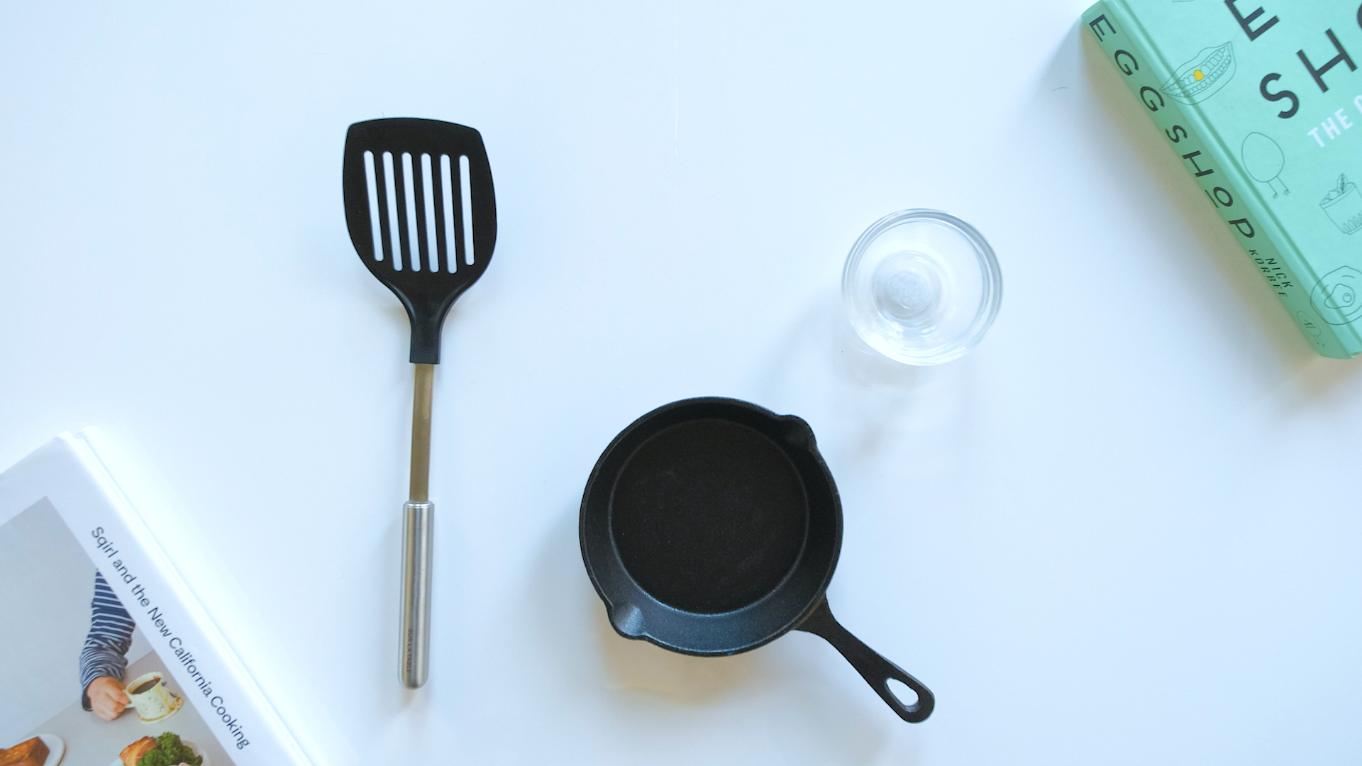 Gear for Cooking Eggs