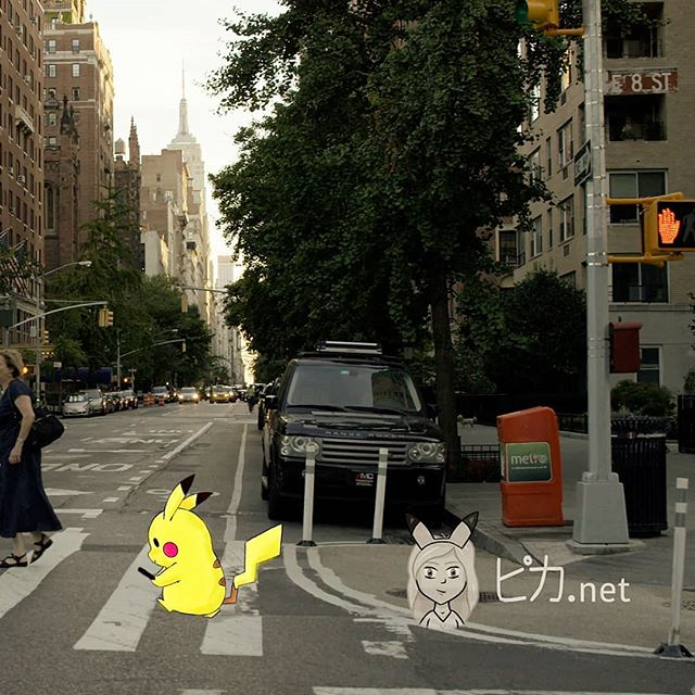 🌅🌅🌅 *yawns* GOOD MORNING INSTAGRAM!!! Yesterday was yucky and rainy...today though is already looking sunshiny and bright!  Wherever you may be in the world, we are wishing you the most FANTASTIC Wednesday ever! . #pikadotnet #pika #pikachu #art #5thavenue #picsart #edit #happywednesday #sun #upearly #outandabout #pokemon #shoutout #gamergirl #gamer #nintendo #nyc #pikapickme #大声で叫ぶ #ピカ #ピカチュウ #ポケモン