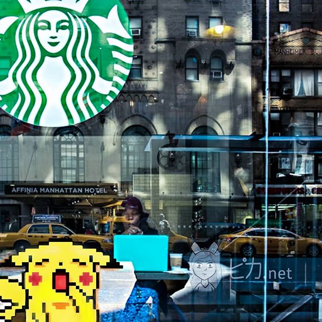 😴😴😴 Getting a lazy start to my day...ugh...SO TIRED!!! How is everyone's Friday going? . #pikadotnet #pika #pikachu #art #picsart #edit #8bit #happyfriday #tired #starbucks #coffee #yawning #pokemon #shoutout #gamergirl #gamer #nintendo #nyc #pikapickme #大声で叫ぶ #ピカ #ピカチュウ #ポケモン