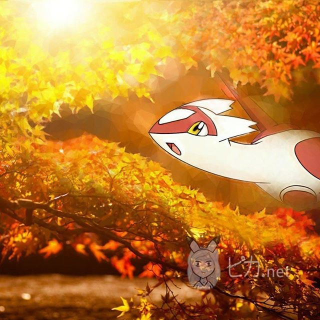 🍁🍁🍁 Autumn is finally here!!! My FAVORITE season! (´。• ω •。`) ♡  I think I'm getting better at editing, what do you think?  Let me know down in the comments section 💛💛💛 OH, AND STAY TUNED TOO, because TOMORROW I'll announce my NEXT GIVEAWAY for October!!! . #pikadotnet #pika #pikachu #art #artistsoninstagram #pikartober18 #latias #dragon #originaledit #hoenn #pokemonoras #pokemon #note9 #samsung #samsungtab #s4 #picsart #shoutout #gamergirl #gamer #nintendo #nyc #pikapickme #大声で叫ぶ #ピカ #ピカチュウ #アミーボ #ポケモン