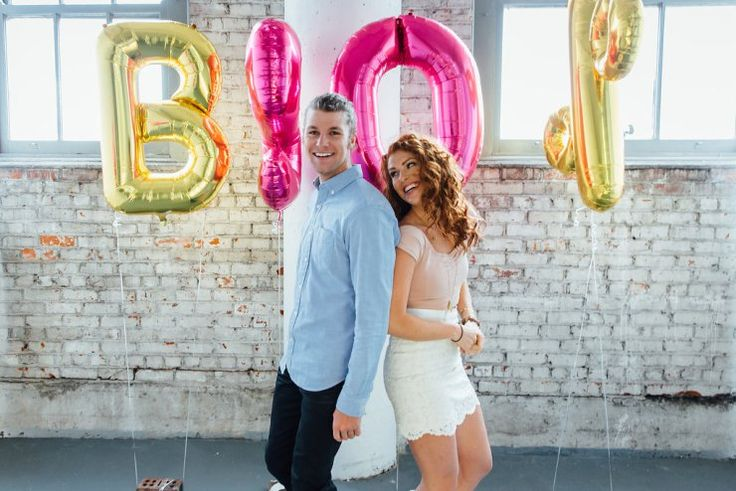 Jeremy & Audrey Roloff, founders of beating50percent.com. Photo courtesy of beating50percent.com