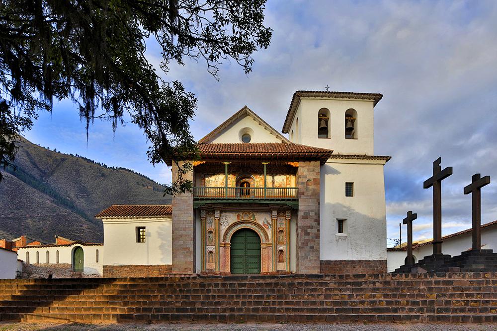 Andahuaylillas/Photo by Alex Kornhuber