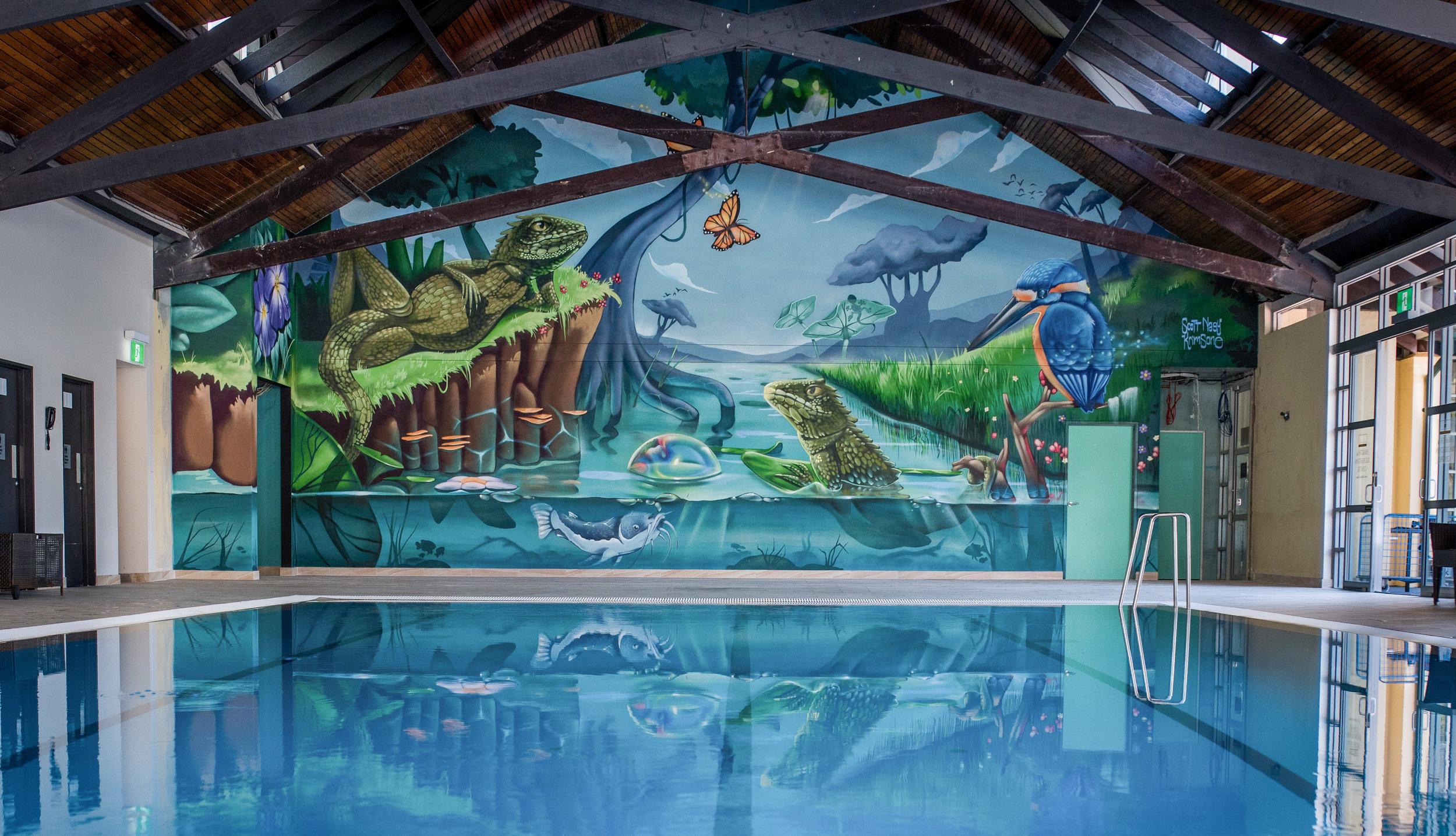 Fairmont Indoor Pool