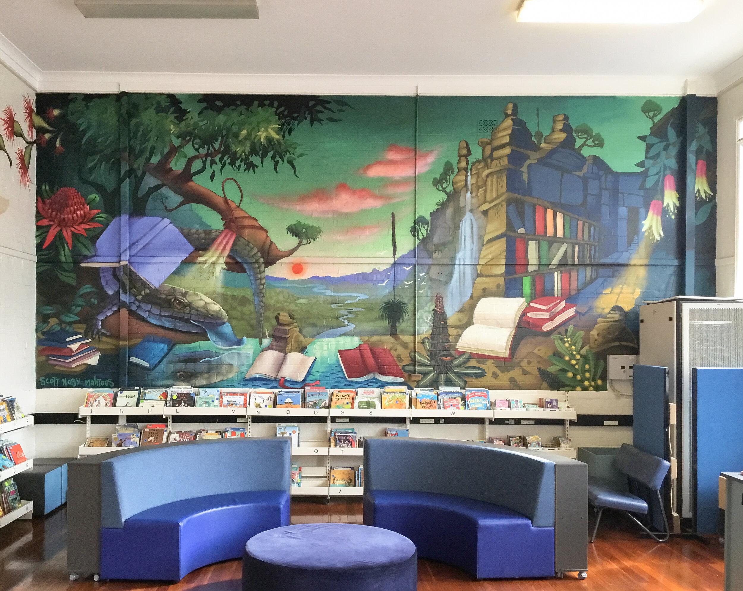 Erskineville Library