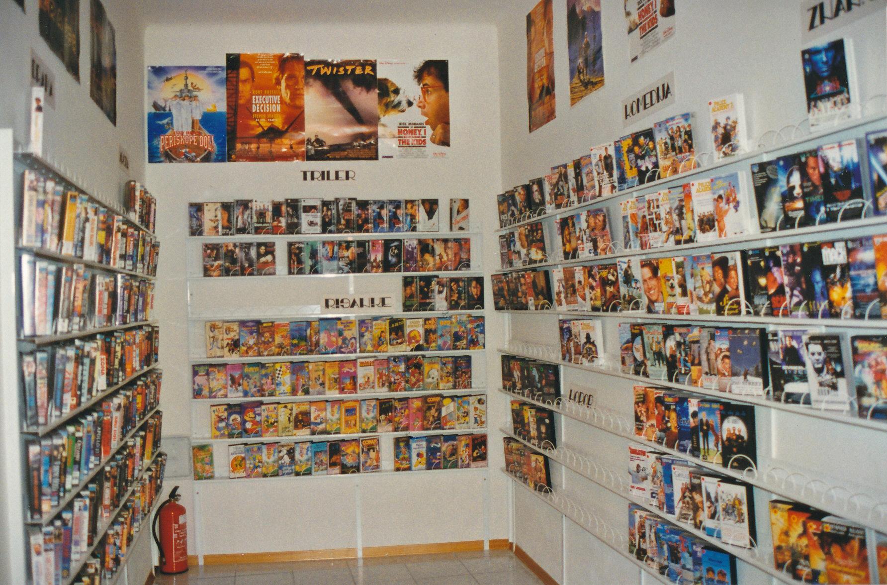Videoteka 1997