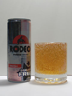 Rodeo. It's sugar free.