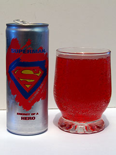 Be careful near phone booths with this drink.