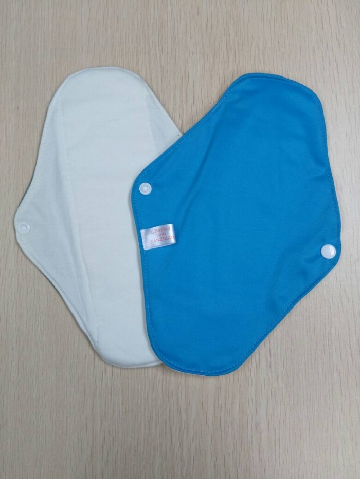 B.BAREFOOT PADS (RE USABLE SANITARY PADS)
