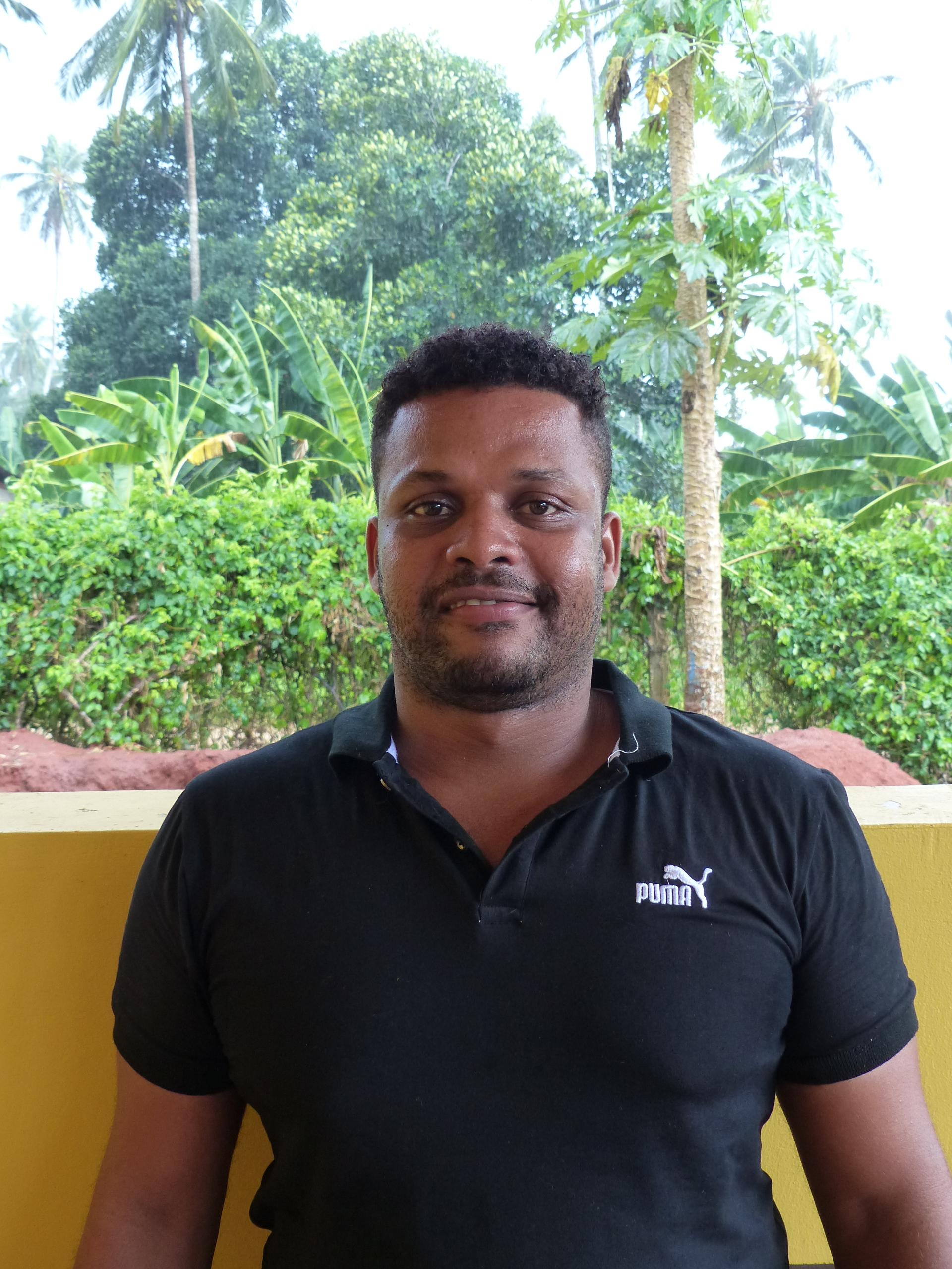 Hassan Faraj Ali  Beekeeping Coordinator