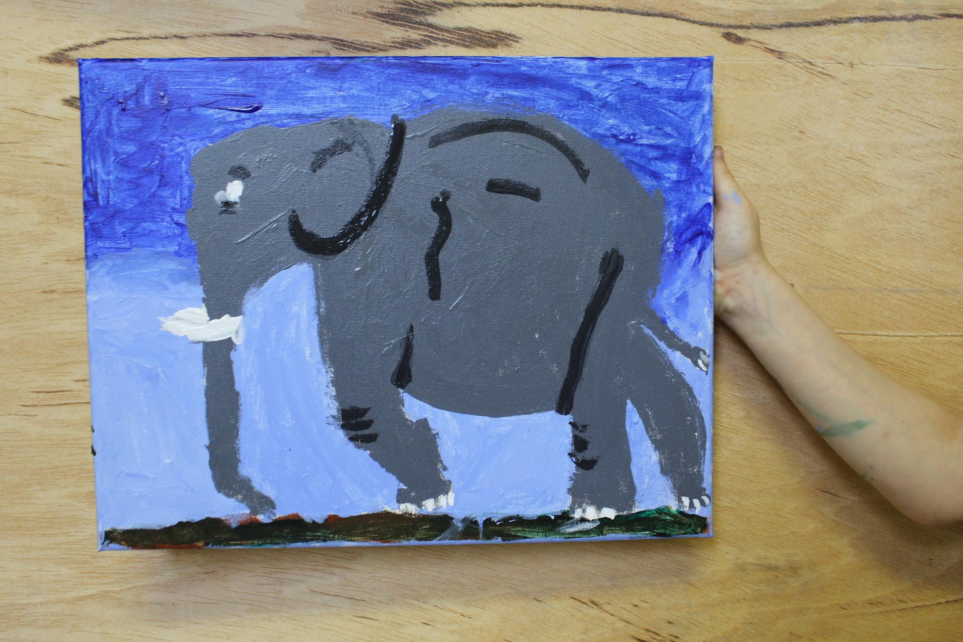 Animal Kingdom Art Camp -