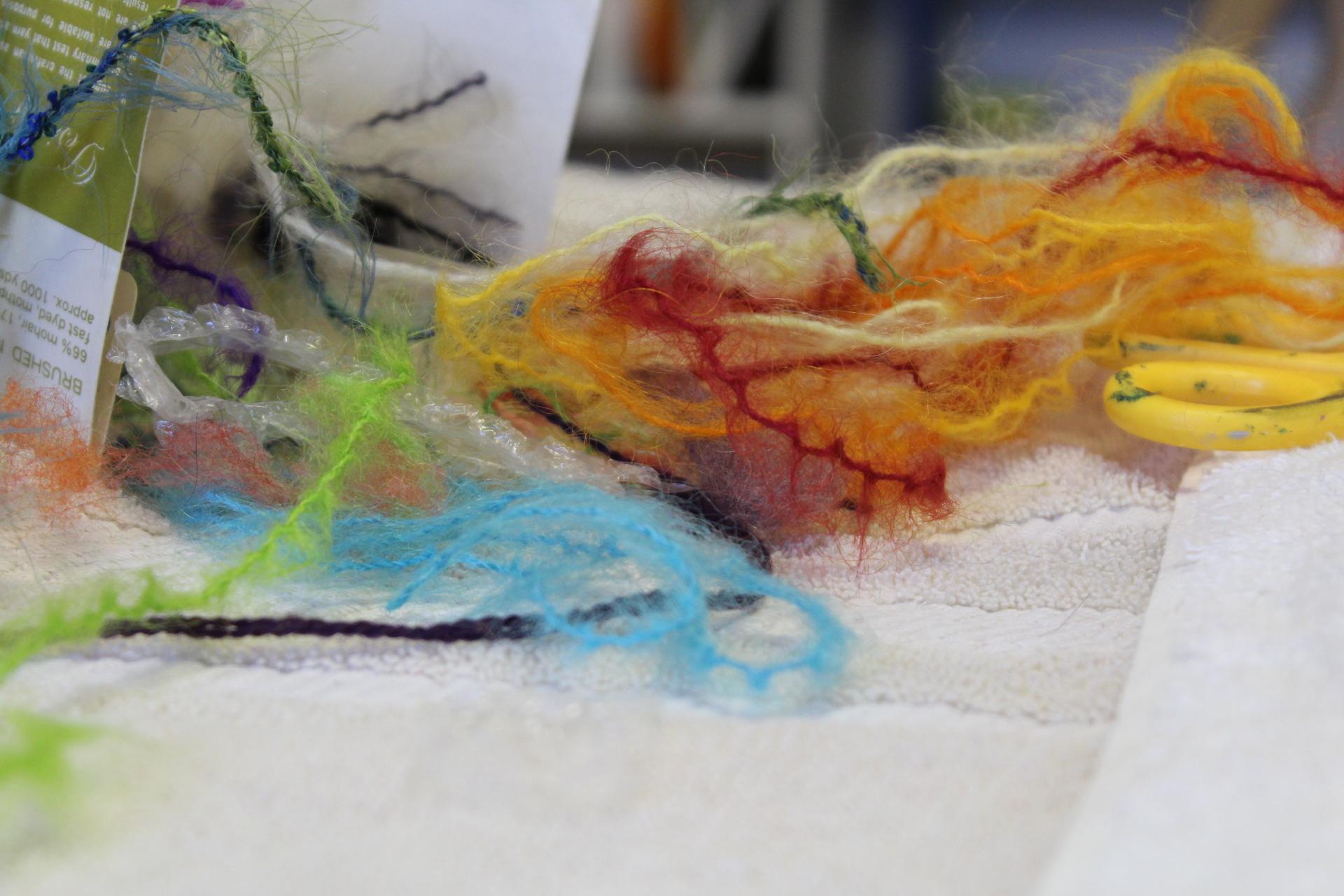 Fantastic Fibers Art Camp -