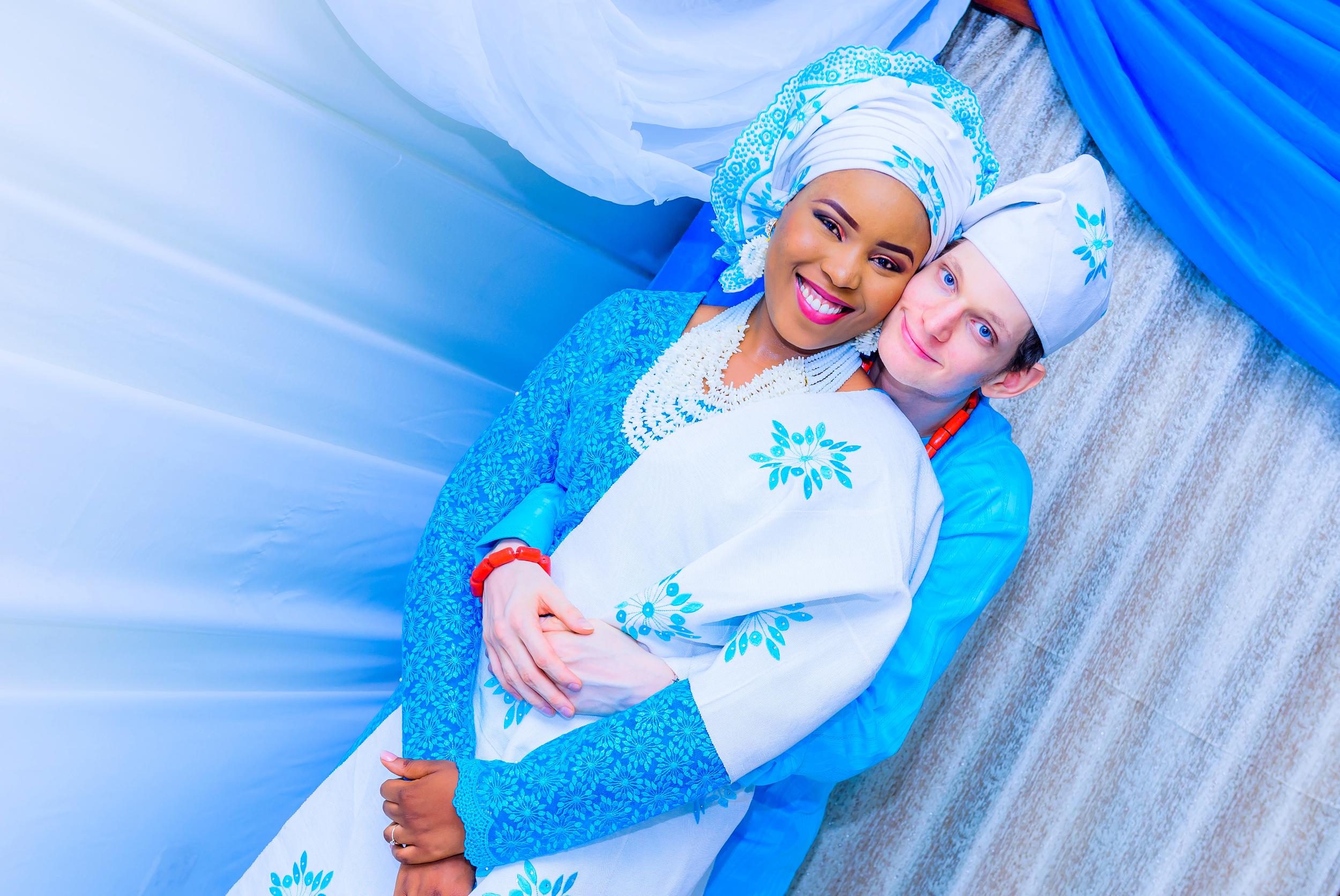 Nigerian Multicultural Wedding Photo By SpicyInc Studio