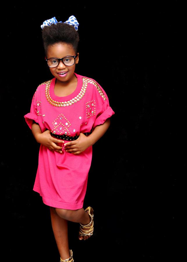 Children Portraits Photographer In Lagos -SpicyInc Studio