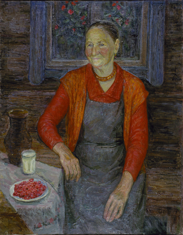 Varvara Pavlovna