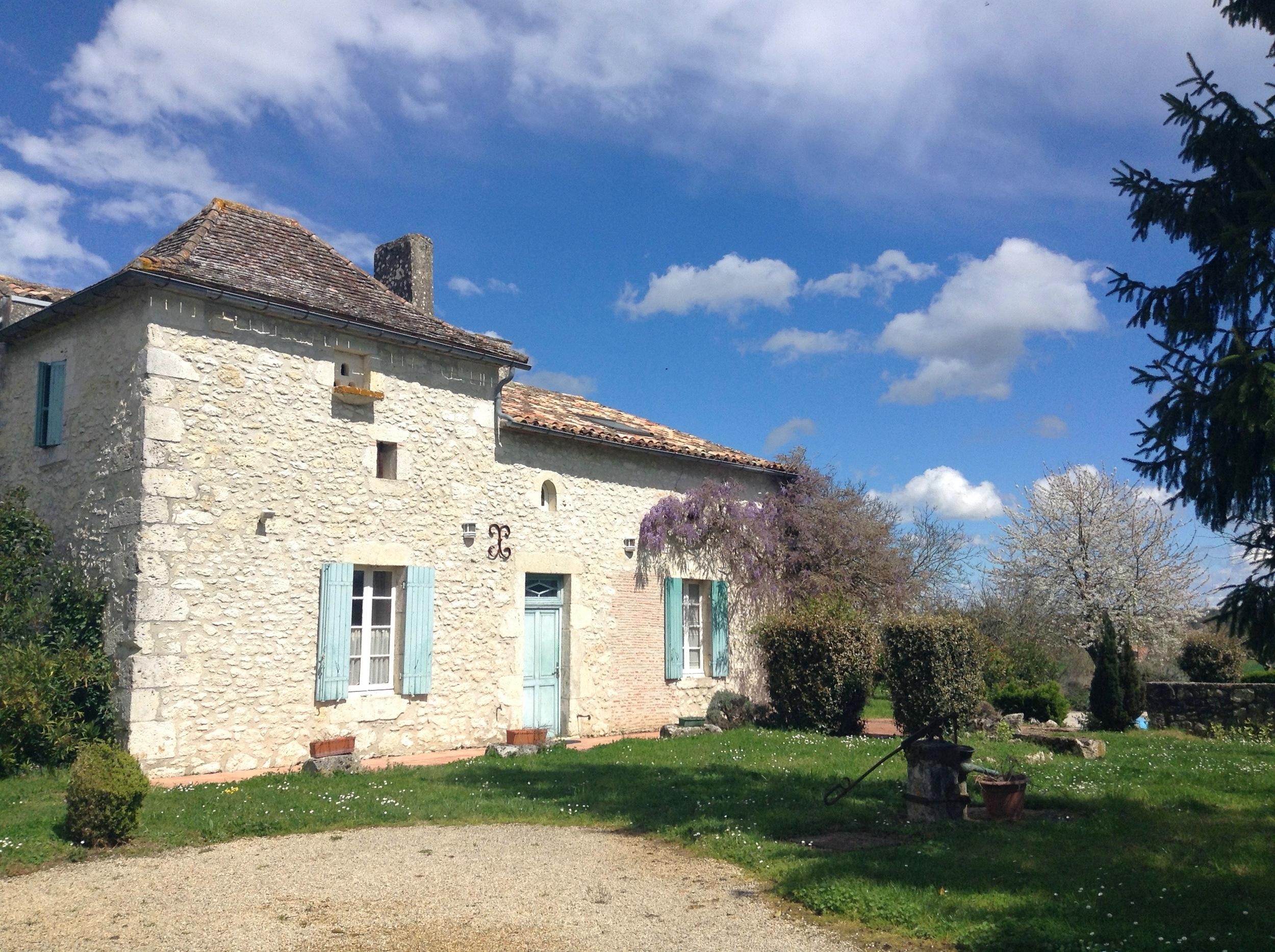 Southern France Farmhouse