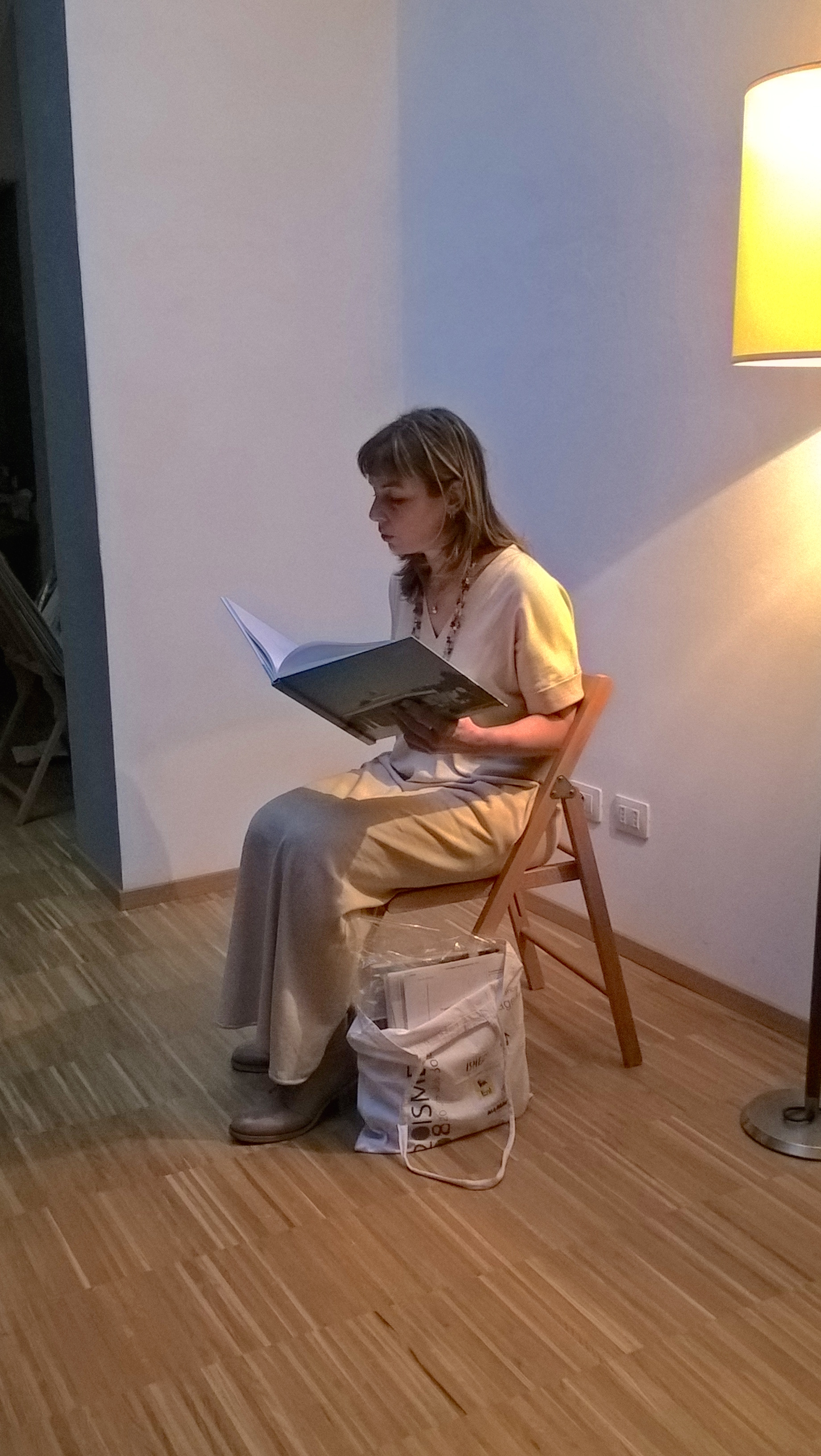 Roberta DE Piccoli (Cartavetra, 10 Giugno 2016)