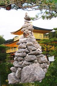Temple pile/Mucchio al tempio