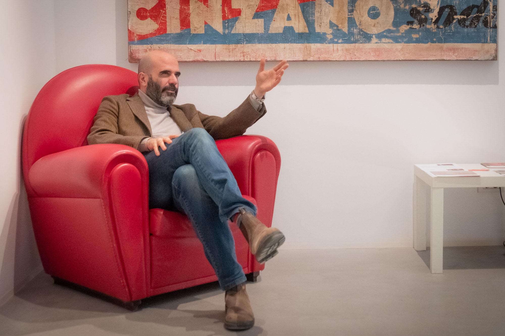 Matteo Scuffiotti fotografato da Carlo Zei