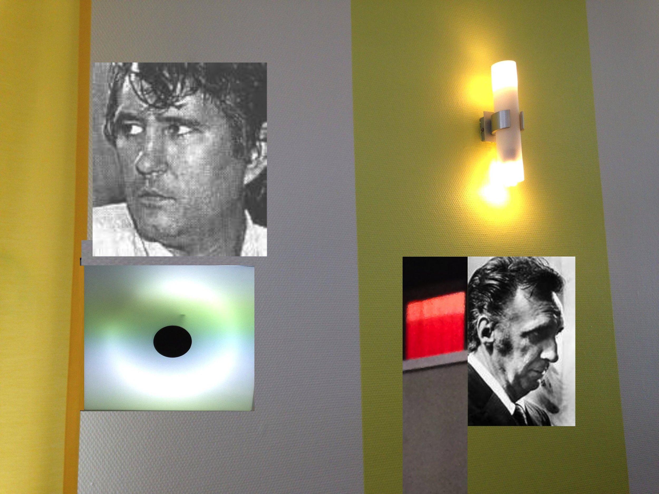 Tim Carey (1929-1994)  Raymond Pettibon (1957- )