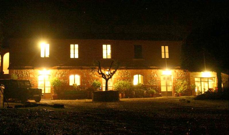 The lights guide you home Siliano Alto EAT.PRAY.MOVE Yoga Retreats | Tuscany, Italy