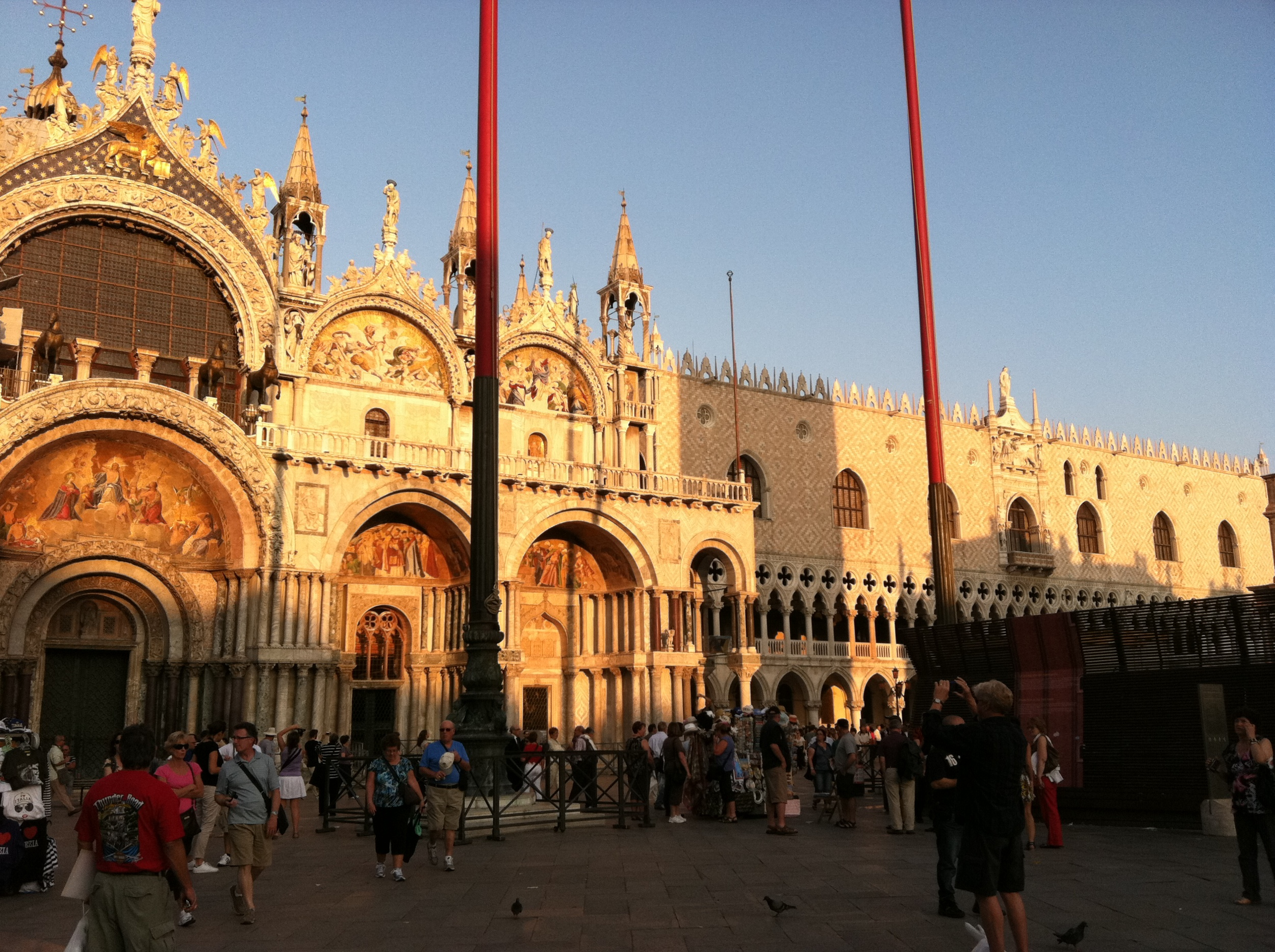 St. Mark's Basicilica | EAT.PRAY.MOVE Yoga | Venice, Italy