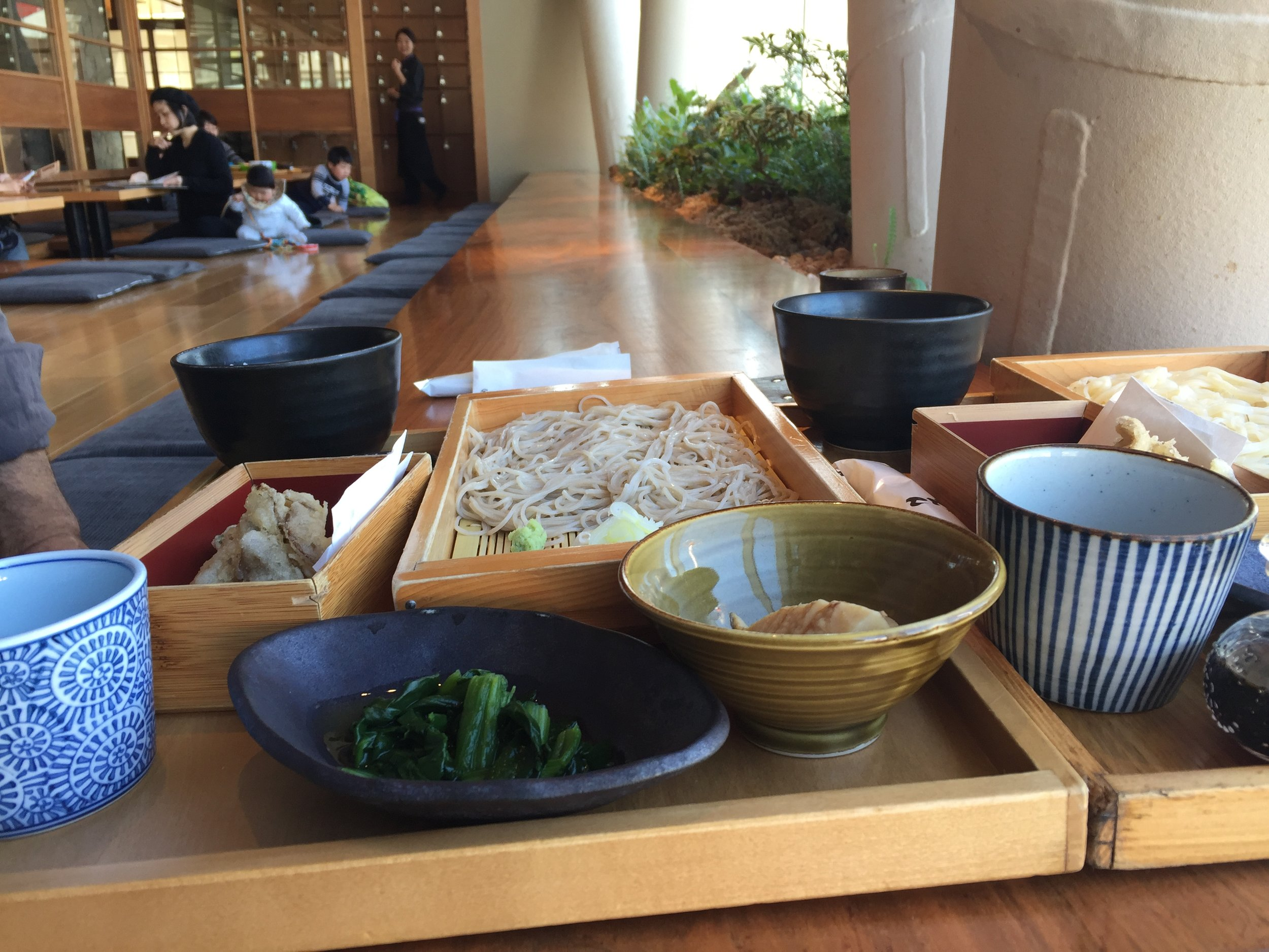 Vegetable based cuisine  | EAT.PRAY.MOVE Yoga | Kyoto, Japan