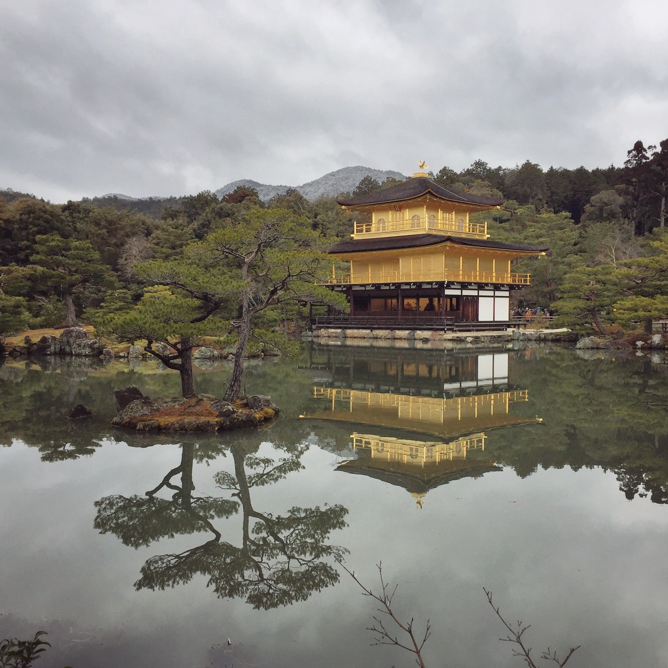 The Golden Palace | EAT.PRAY.MOVE Yoga | Kyoto, Japan