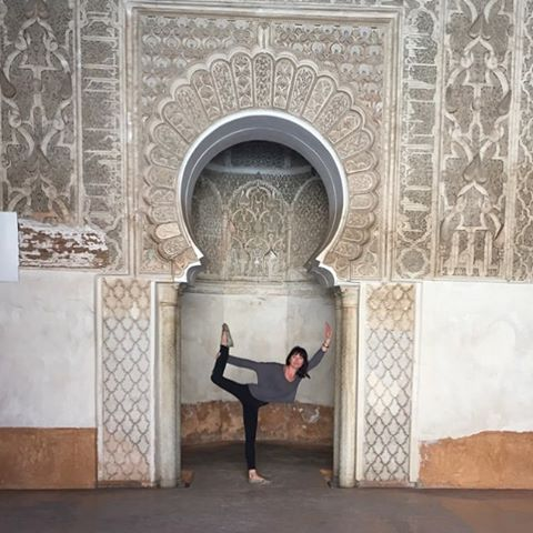 | Yoga in the Medina EAT.PRAY.MOVE Yoga Retreat | Marrakesh, Morocco