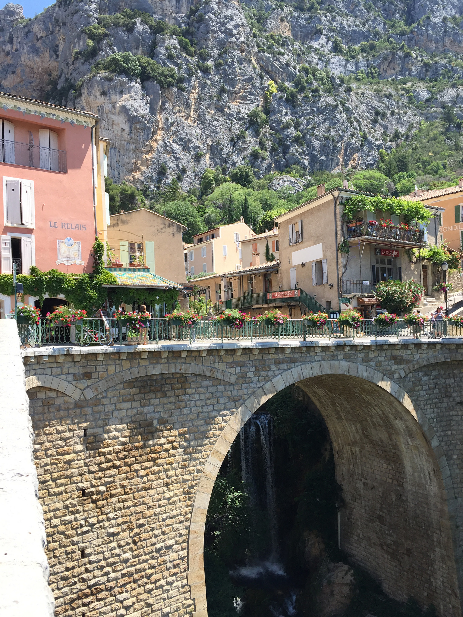 Moustiers St Marie EAT.PRAY.MOVE Yoga Retreats | Provence, France