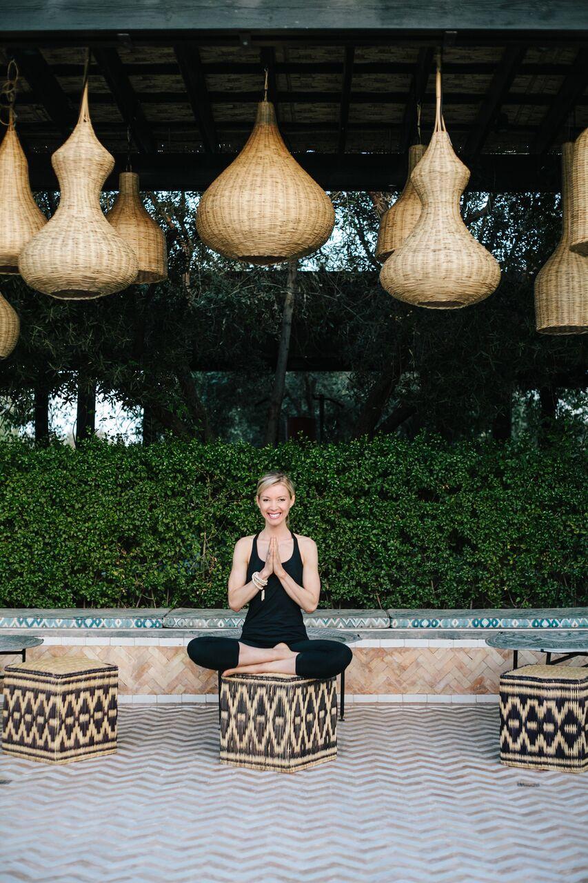 Jen Carter | EAT.PRAY.MOVE Yoga Retreats | Marrakesh, Morocco