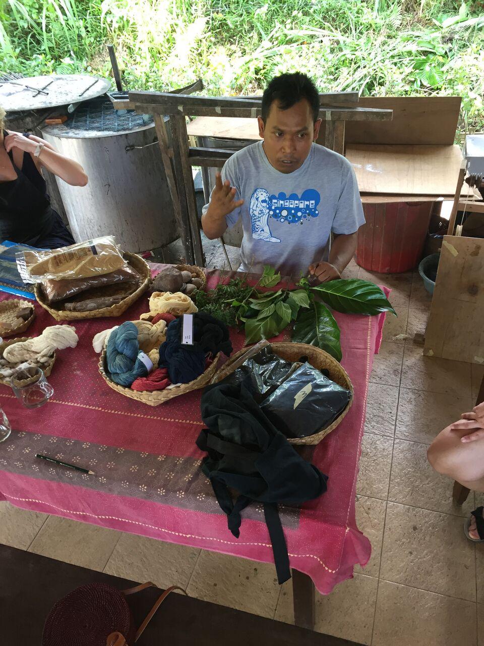 demo | Threads of Life | give back | EAT.PRAY.MOVE Yoga Retreats | Bali