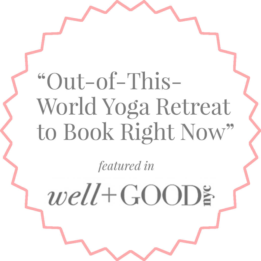 EAT.PRAY.MOVE Yoga Retreats - Well+Good