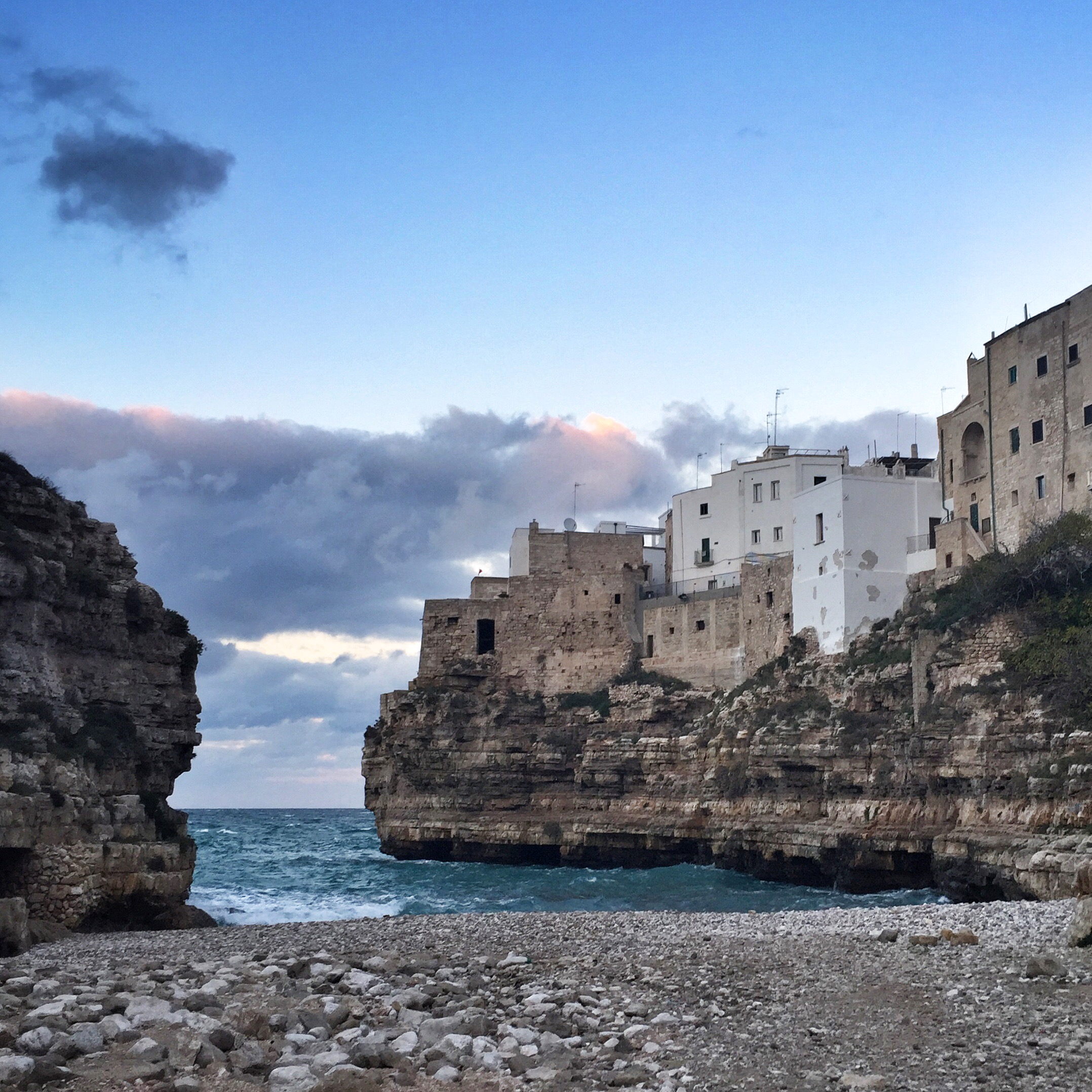 Polignano a Mare | EAT.PRAY.MOVE Yoga Retreats | Puglia, Italy