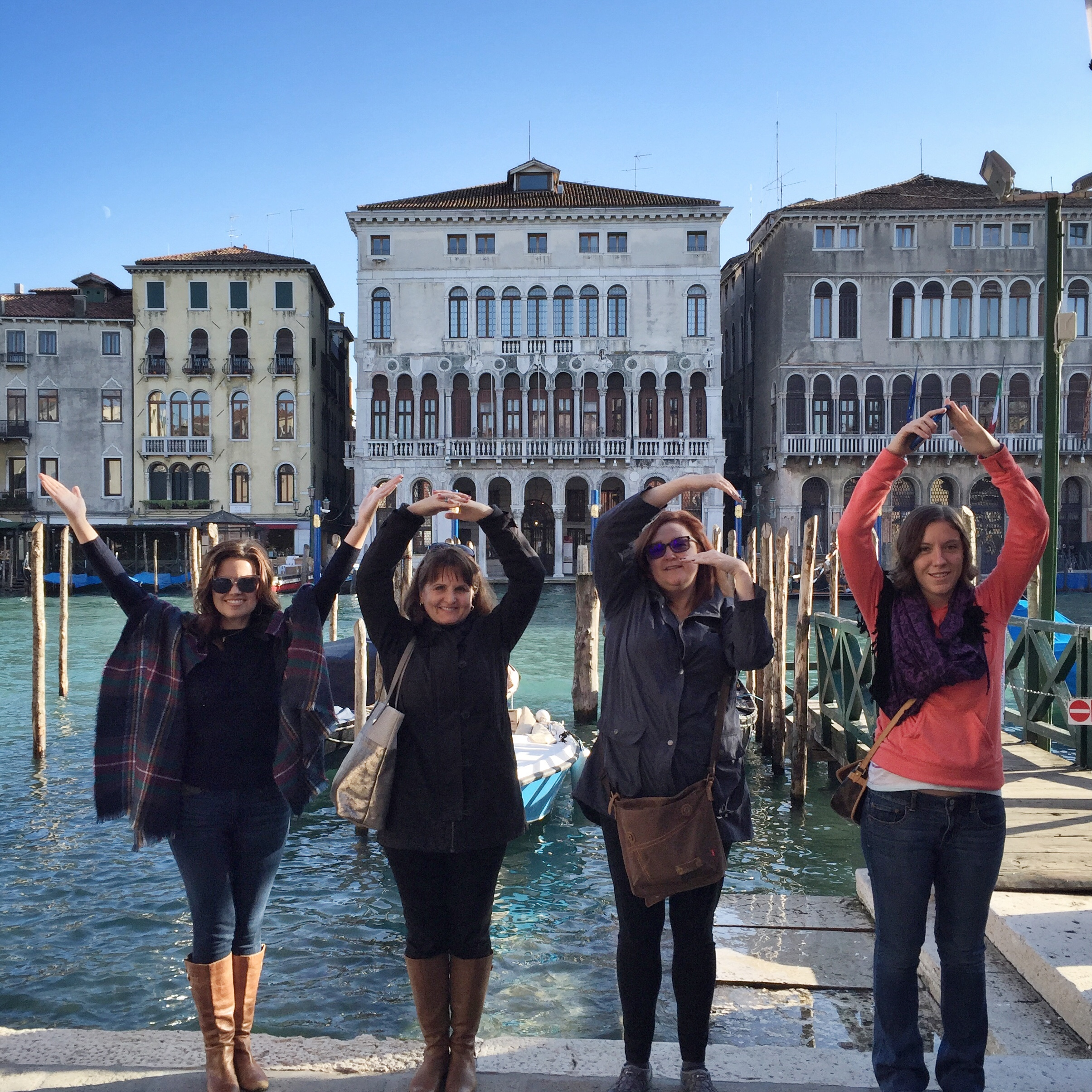 Y.O.G.A by the canals | EAT.PRAY.MOVE Yoga | Venice, Italy