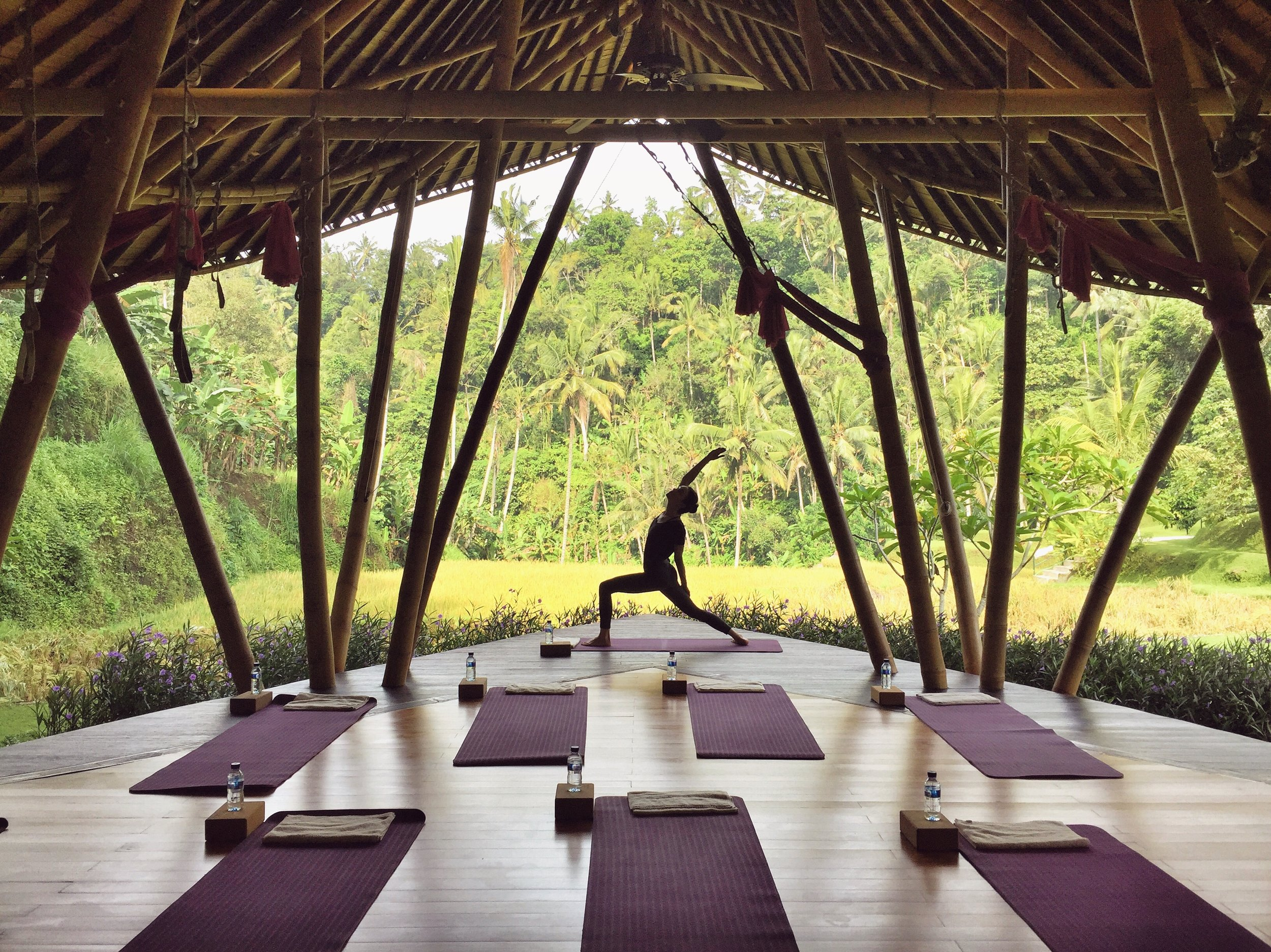 Yoga in Bali | EAT.PRAY.MOVE Yoga | Bali, Indonesia
