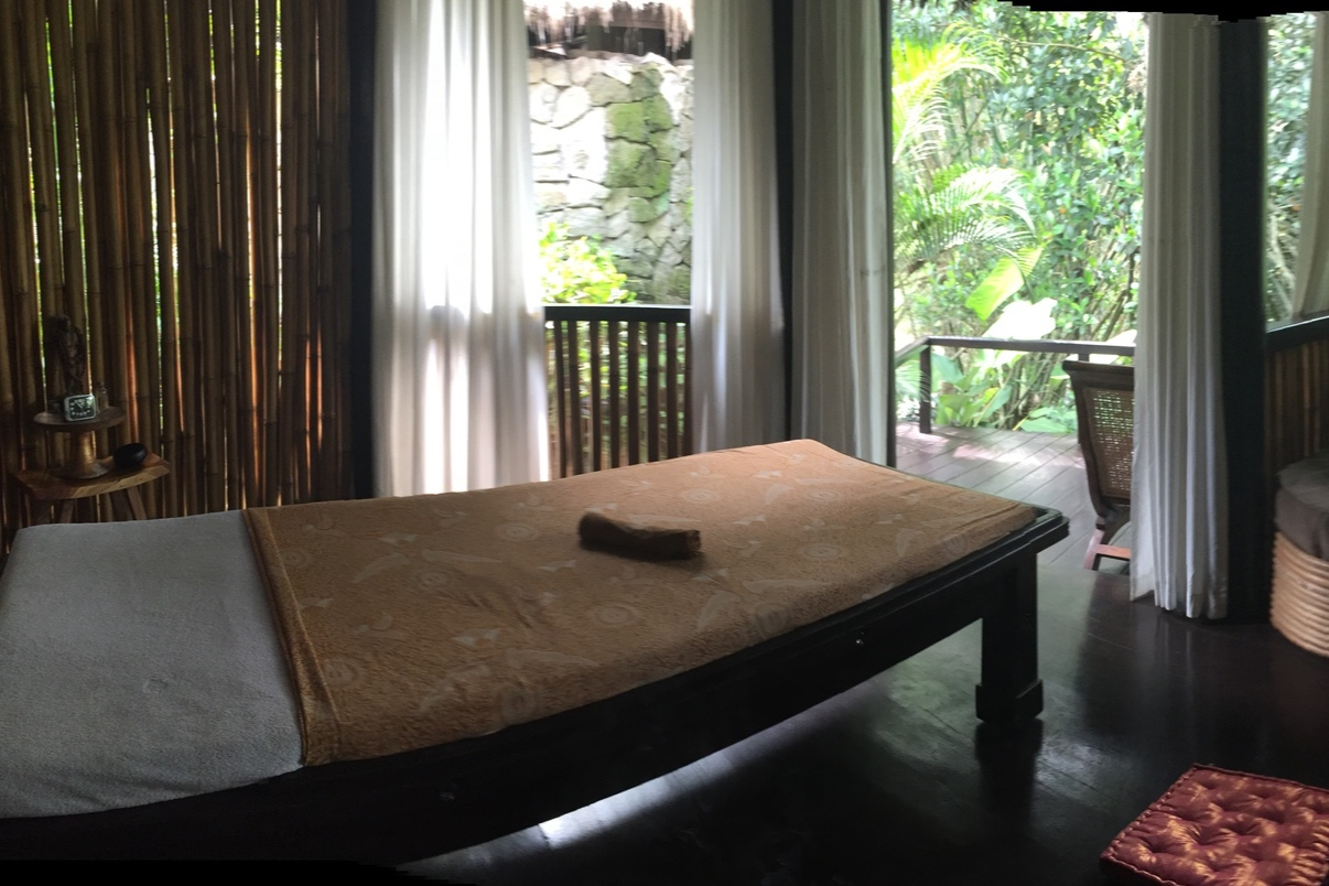 Tranquil massage space | EAT.PRAY.MOVE Yoga | Bali, Indonesia