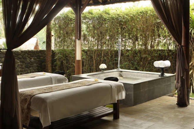 More spa settings in Bali | EAT.PRAY.MOVE Yoga | Bali, Indonesia