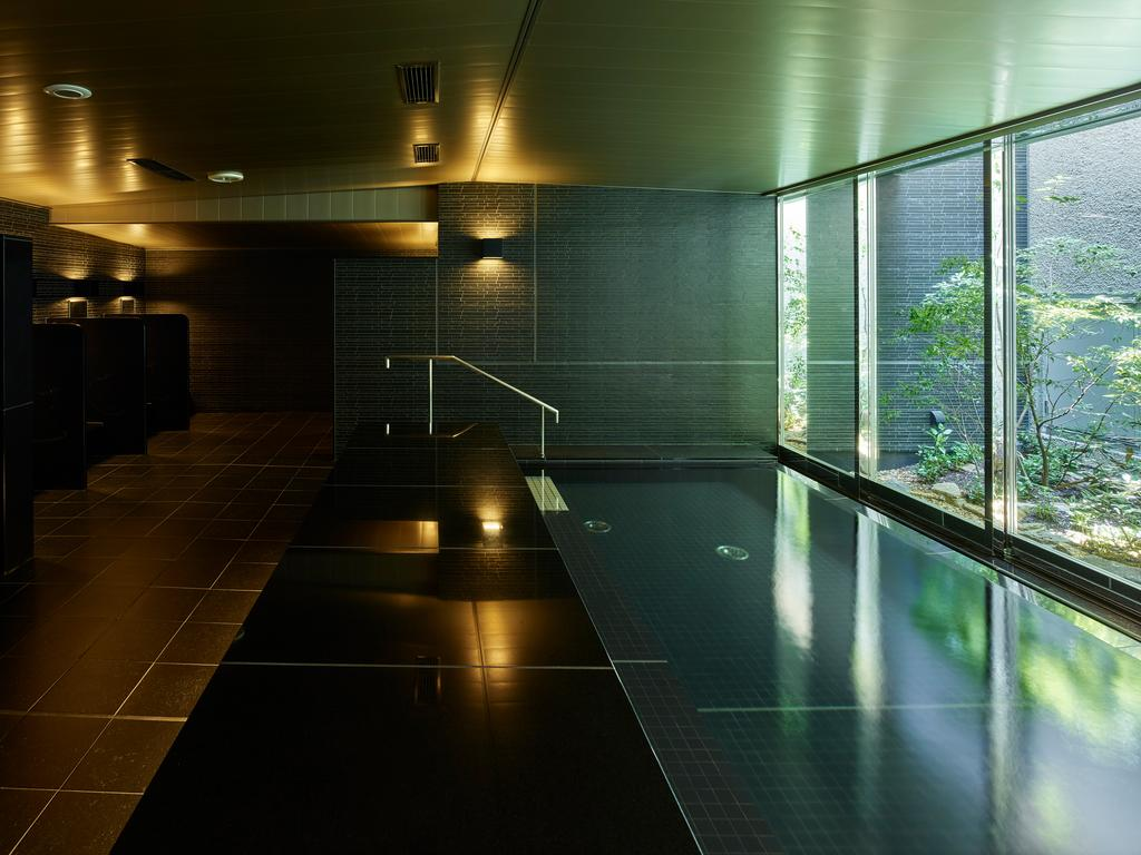 Peaceful spa space  | EAT.PRAY.MOVE Yoga | Kyoto, Japan