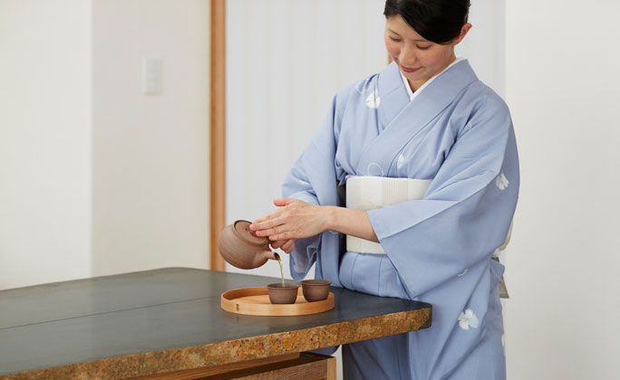 Tea ceremony  | EAT.PRAY.MOVE Yoga | Kyoto, Japan