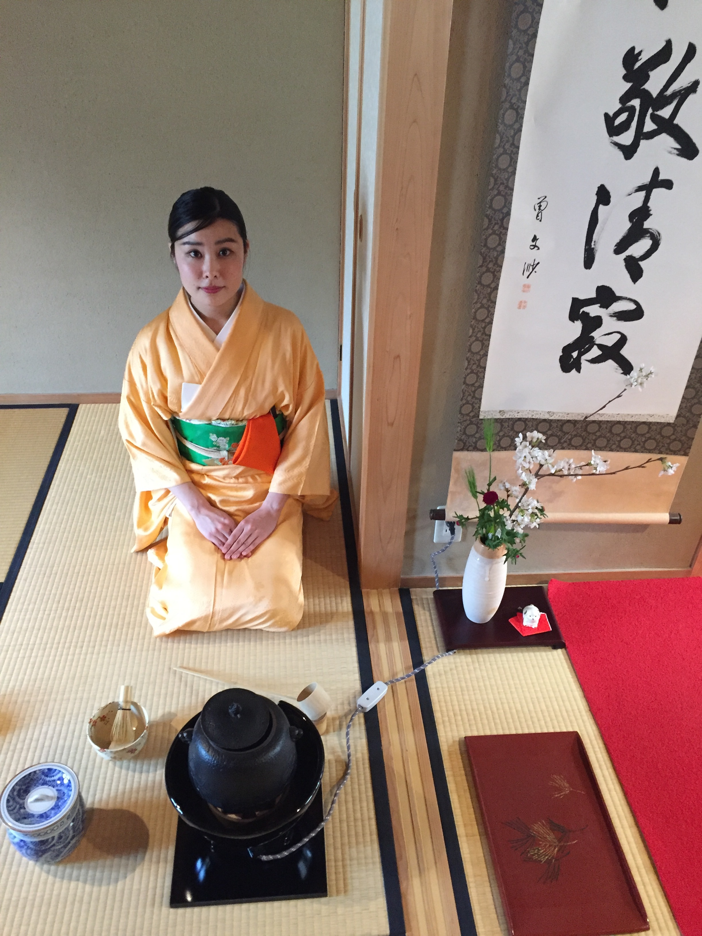 Ceremony and ritual  | EAT.PRAY.MOVE Yoga | Kyoto, Japan