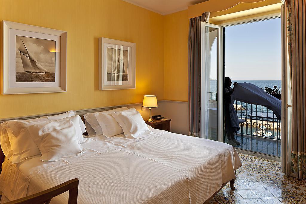 Shared room before beds split | EAT.PRAY.MOVE Yoga Retreats | Ischia, Italy