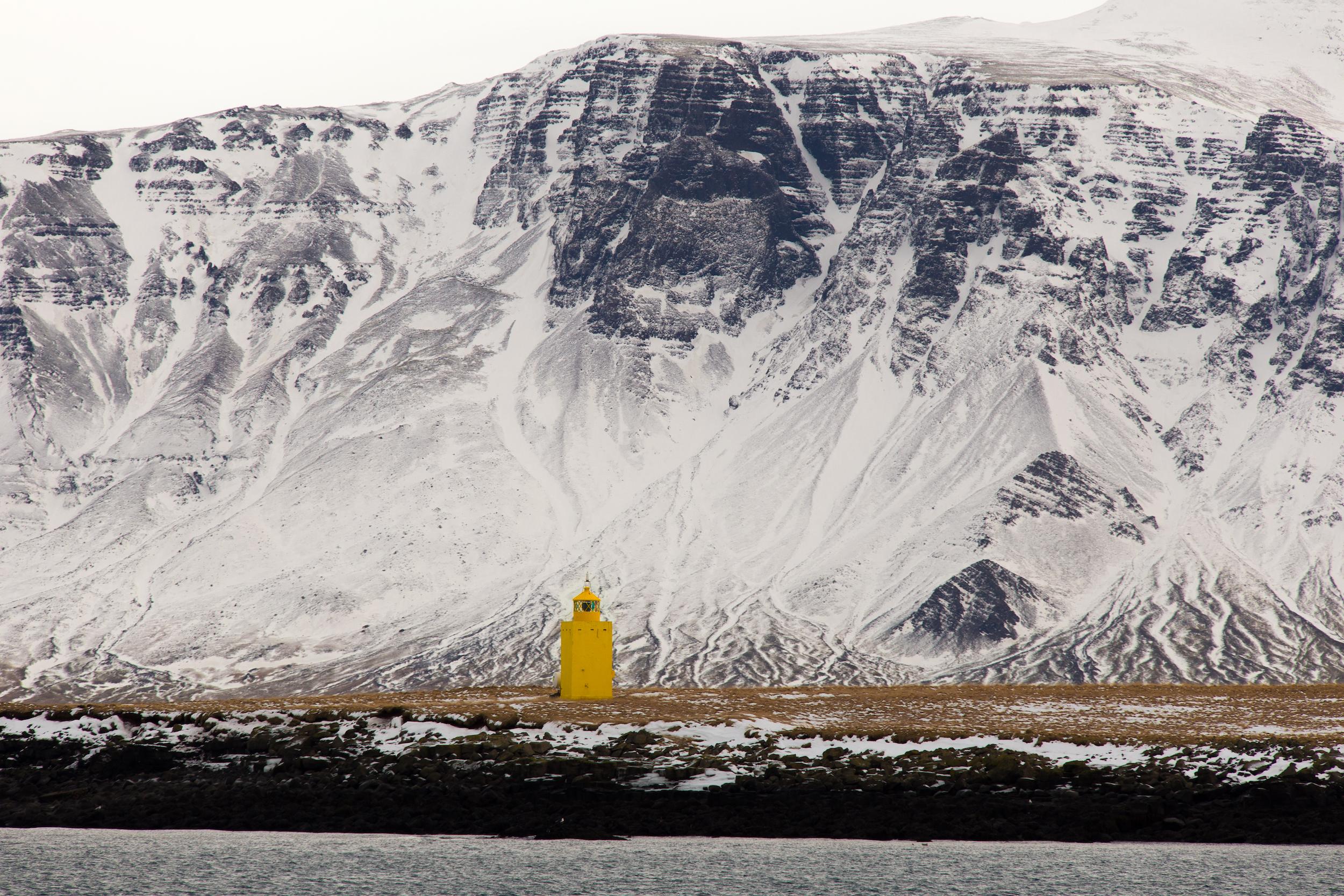Reykjavíc harbour, Iceland